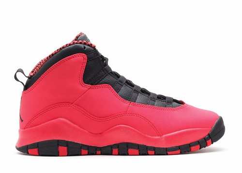 Air Jordan 10 Retro Fusion Red