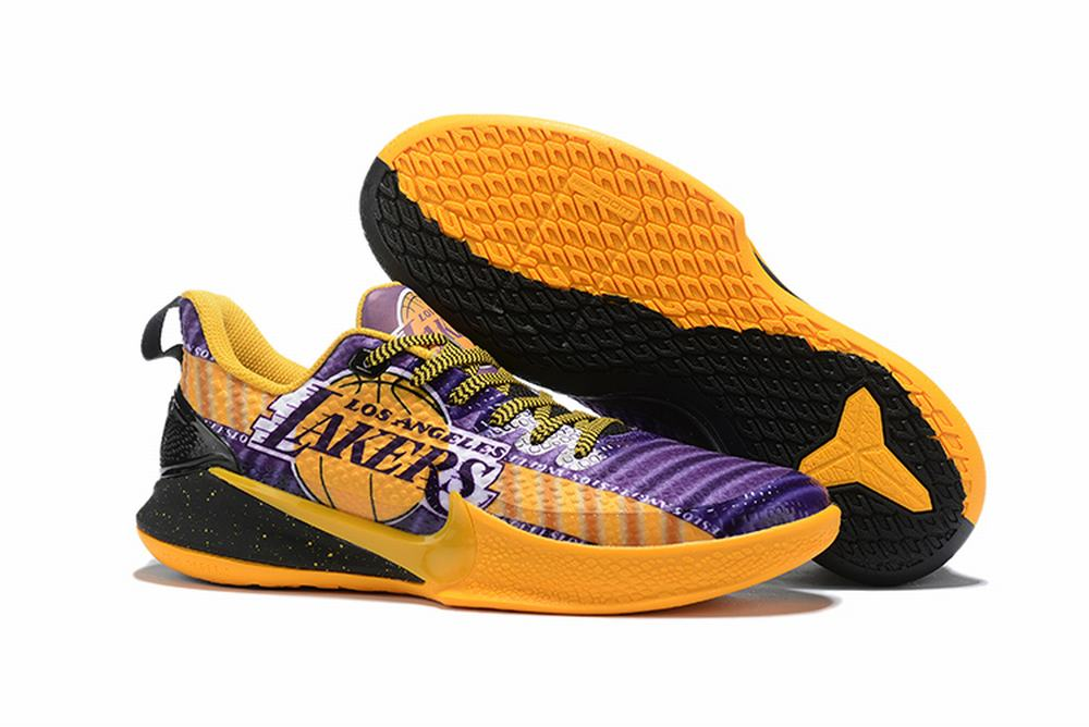 Nike Kobe Mamba Focus 5 Shoes Basketball