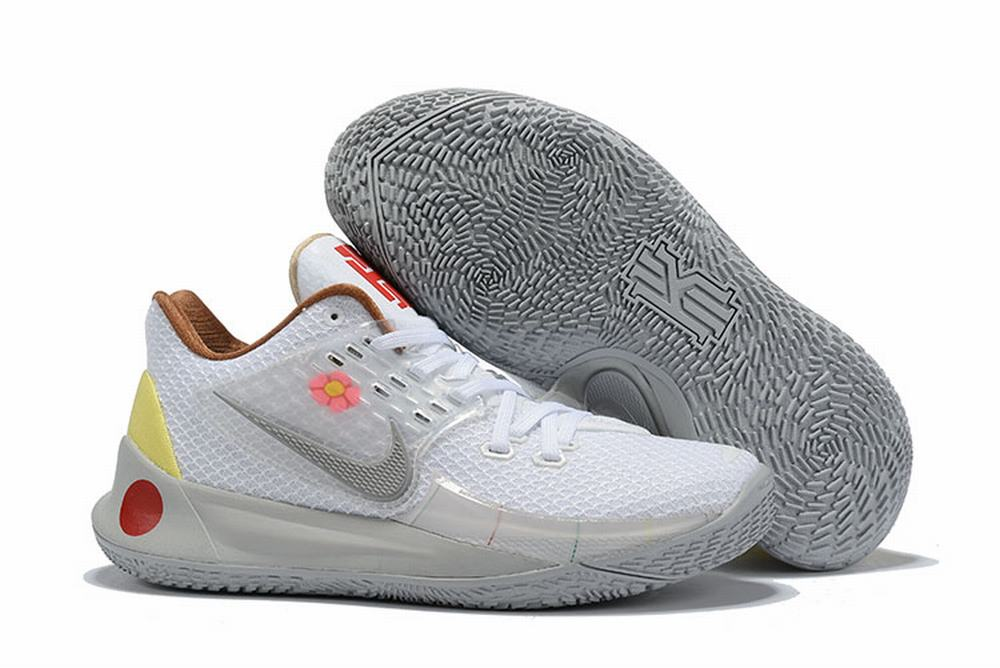 Nike Kyrie 2 White Grey