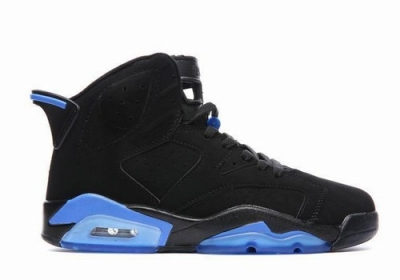 Air Jordan 6 Retro University Blue