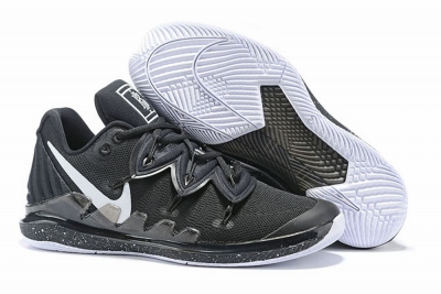 Nike Kyrie 5 Playoff Black White